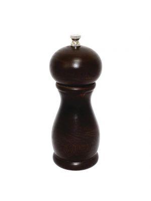 Olympia Dark Wood Salt & Pepper Mill 150mm
