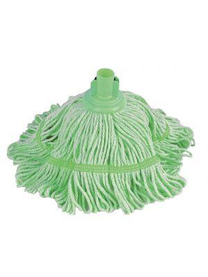 Jantex Bio Fresh Socket Mop Head Green